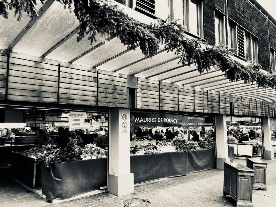 marché vintage