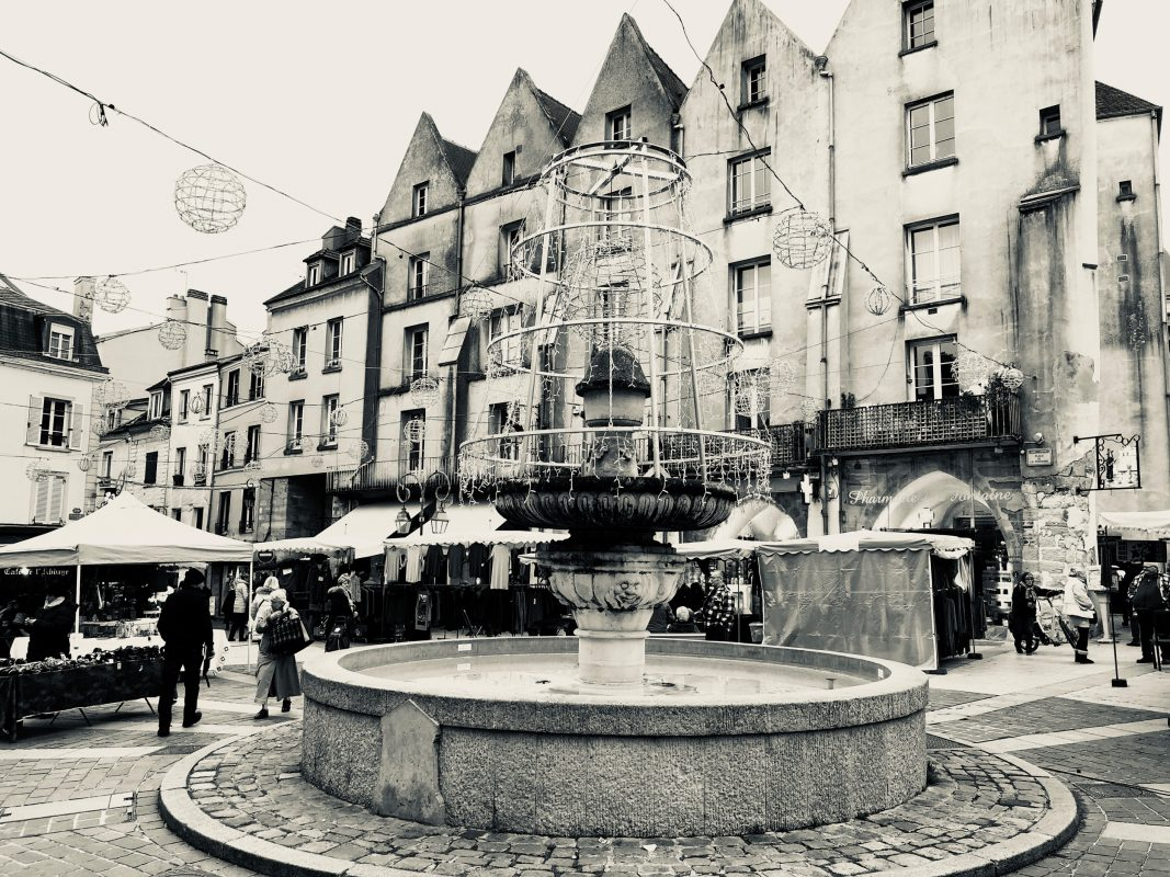 place fontaine